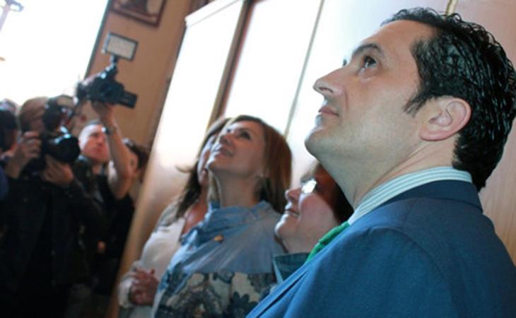 Antonio Lucas-Torres, alcalde de Campo de Criptana