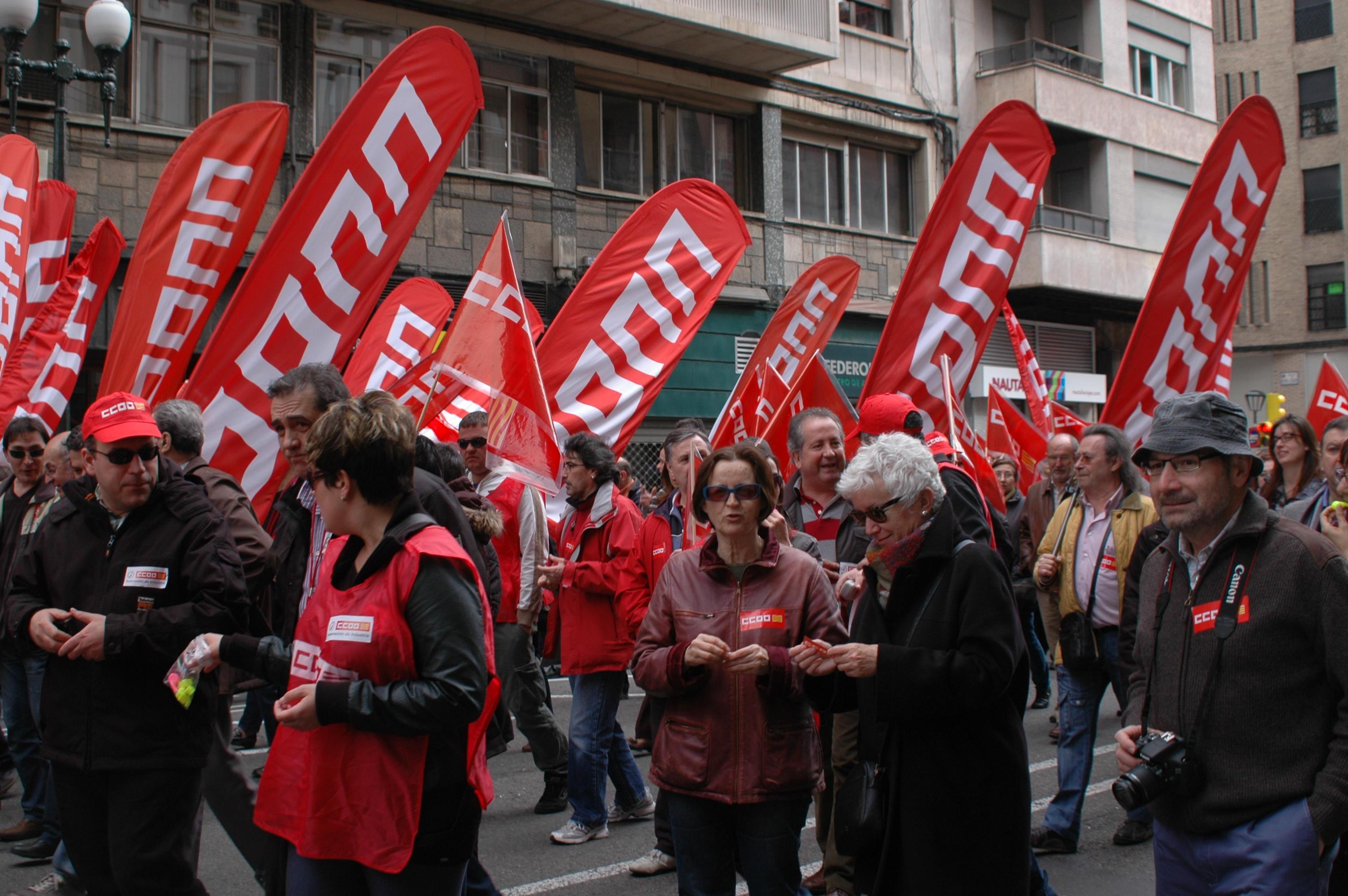 Los sindicatos quieren tomar la calle