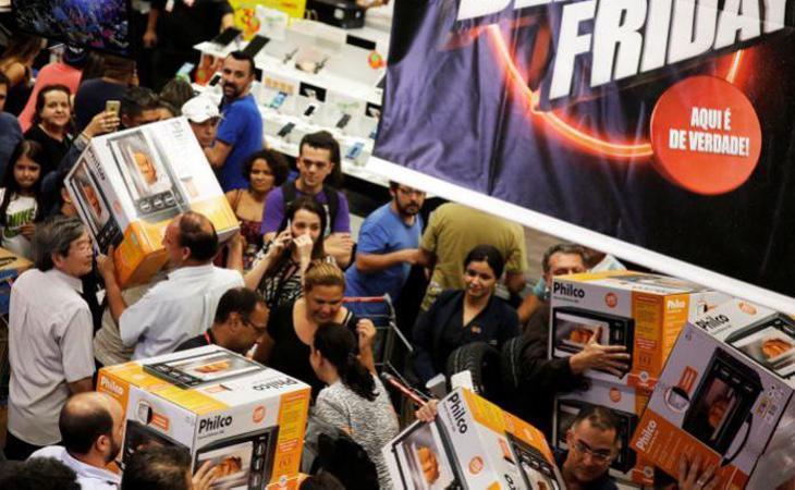 En Brasil han triunfado los microondas (REUTERS)