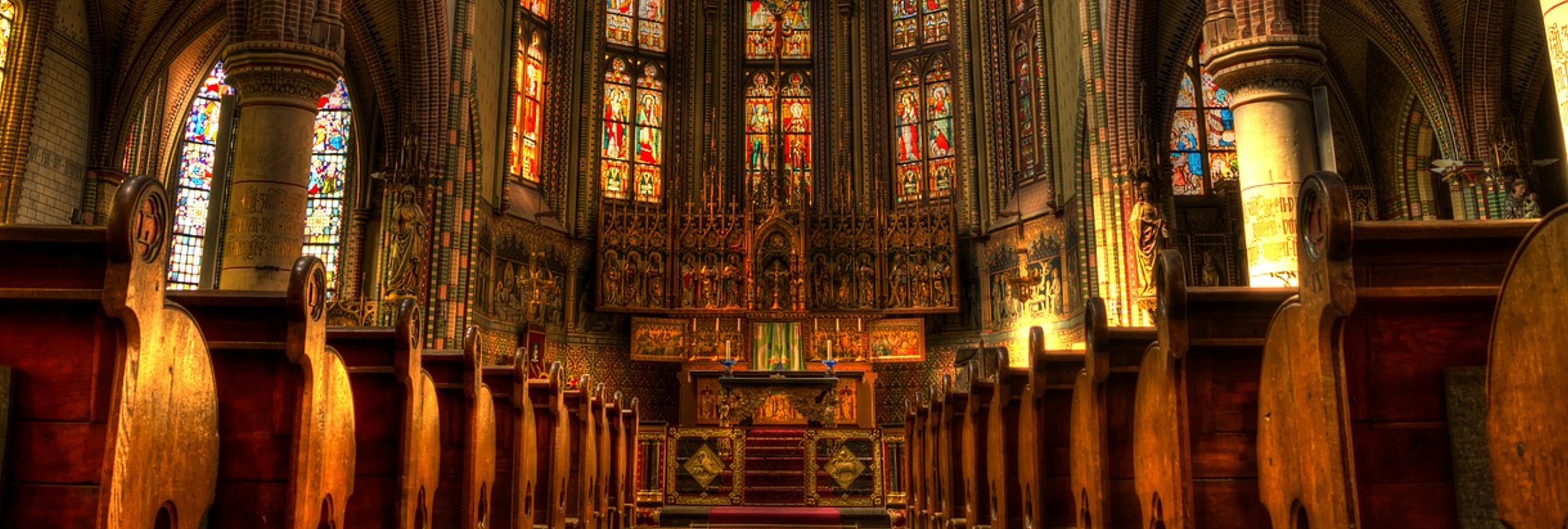 El Vaticano crea Sindr, el Tindr de los católicos