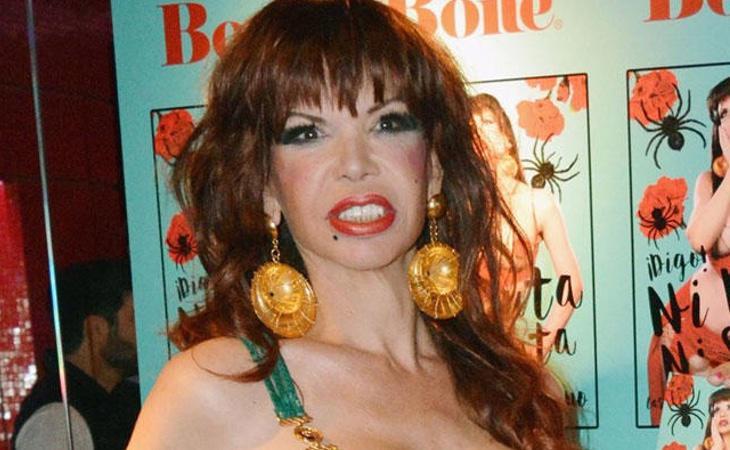 Cristina Ortiz Rodríguez, 'la Veneno' (19 de marzo de 1964- 9 de noviembre de 2016