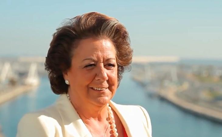 Rita Barberá (16 de julio de 1948 - 23 de noviembre de 2016)