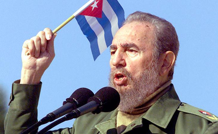 Fidel Castro (13 de agosto de 1926 - 25 de noviembre de 2016)