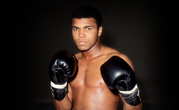 Muhammad Ali (17 de enero de 1942 - 3 de junio de 2016