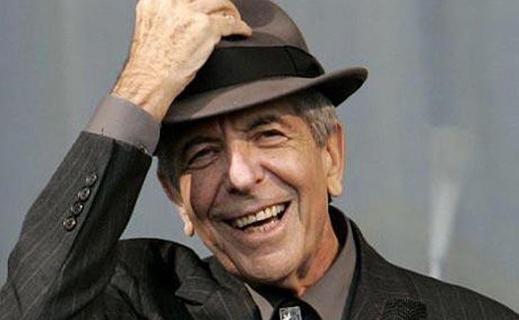 Leonard Cohen (21 de septiembre de 1934 - 7 de noviembre de 2016