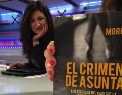 Cruz Morcillo, autora del libro 'El crimen de Asunta':