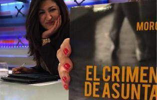 """Cruz Morcillo, autora del libro 'El crimen de Asunta': """"El caso se convirtió en una obsesión en mi vida"""""""