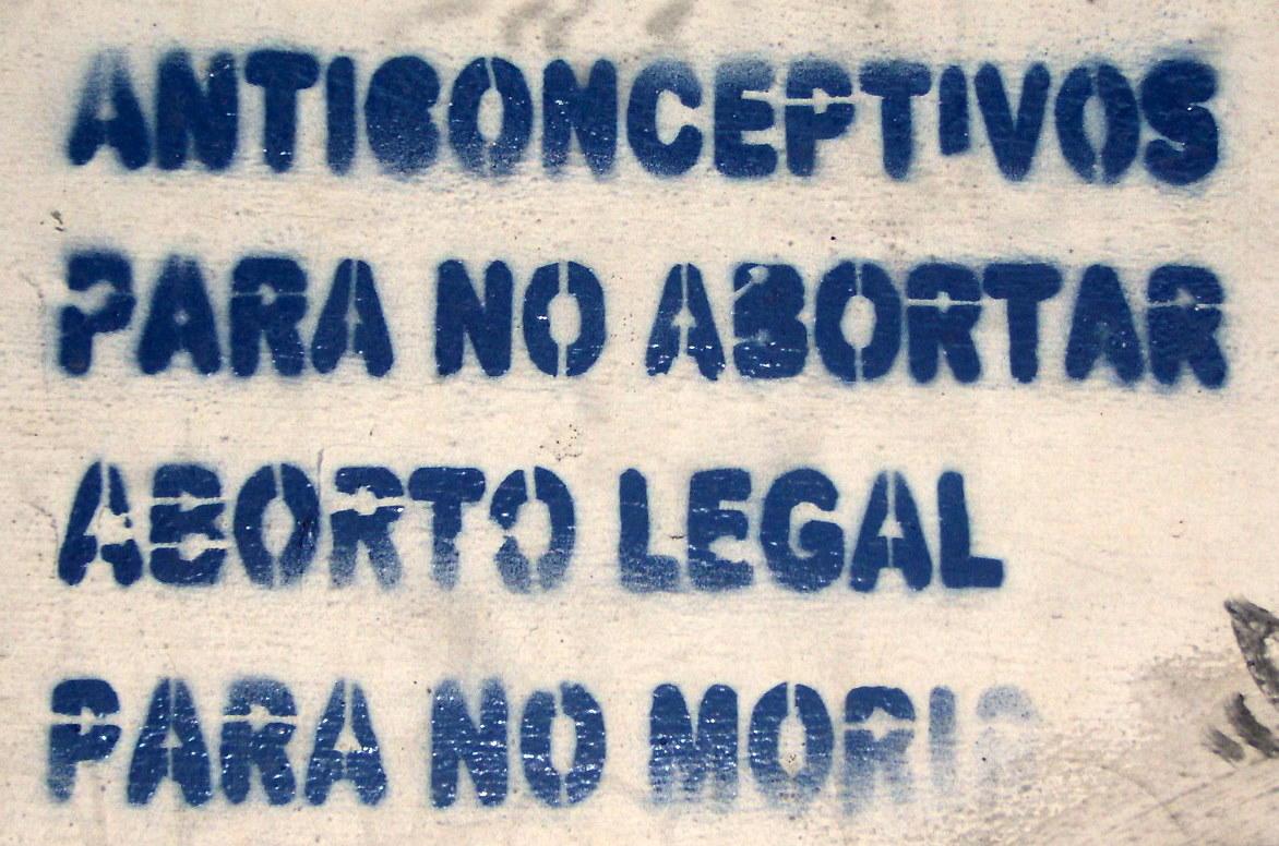Los católicos creyendo que las mujeres abortamos por diversión