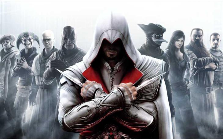Ezio se ganó el cariño de muchos jugadores