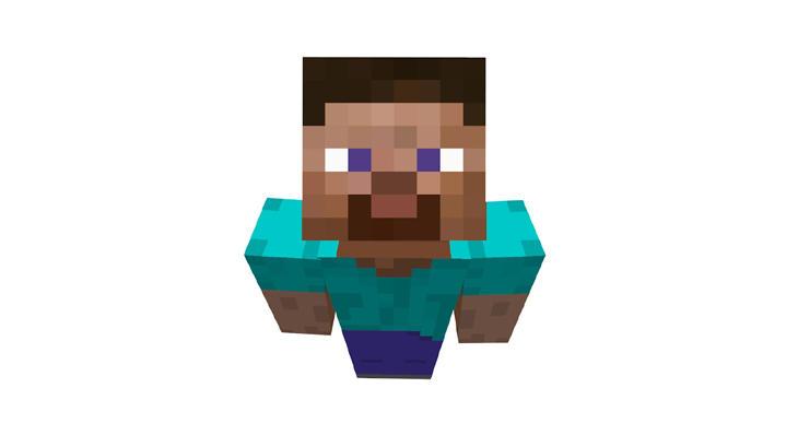 'Minecraft' no sería lo mismo sin Steve