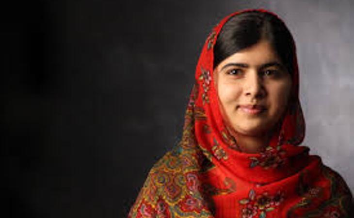 Malala representa ala perfección lo que es realmente una mujer feminista, según los encuestados