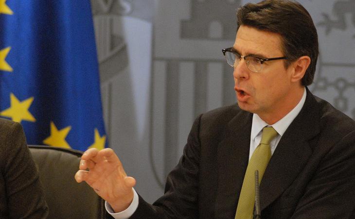 José Manuel Soria dimitió como ministro tras su implicación en el escándalo