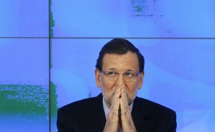 Rajoy no lo ha tenido fácil para llegar a presidente