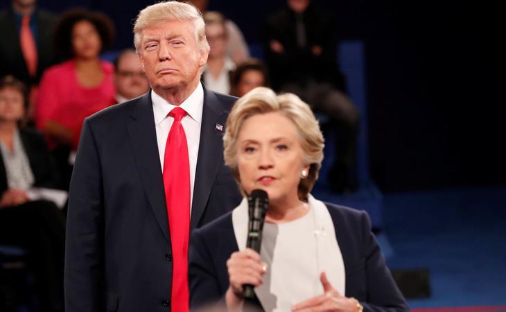 Hillary Clinton no pudo vencer a Donald Trump