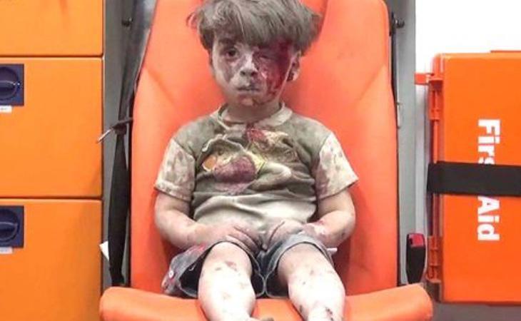 Miles de niños han fallecido en una de las peores guerras de la historia reciente