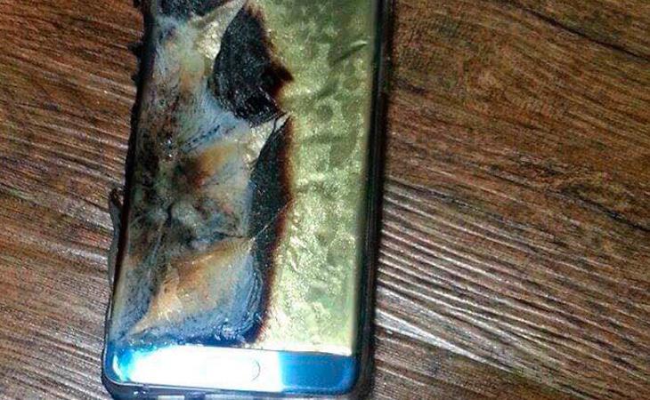 Un fallo en la batería hacía que los nuevos móviles de Samsung explotaran