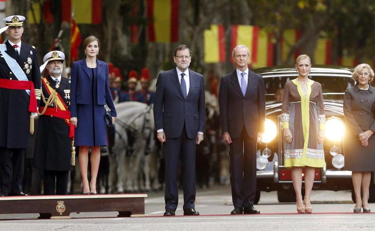 Ni el Rey ni Rajoy ni Cifuentes ni Carmena ganan 3,5 millones de euros tan facilmente