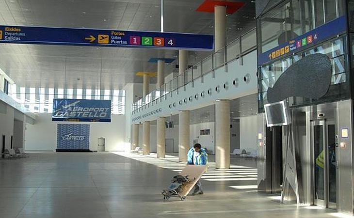 Quizá el aeropuerto de Castellón debería haberse planteado este sistema