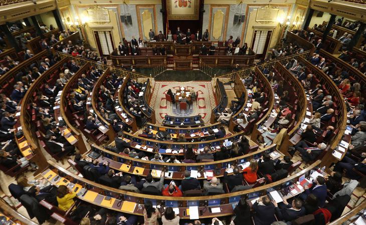 Tan solo PP y Foro Asturias han votado en contra