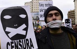 El Congreso apoya la derogación de la Ley Mordaza en contra del voto del PP