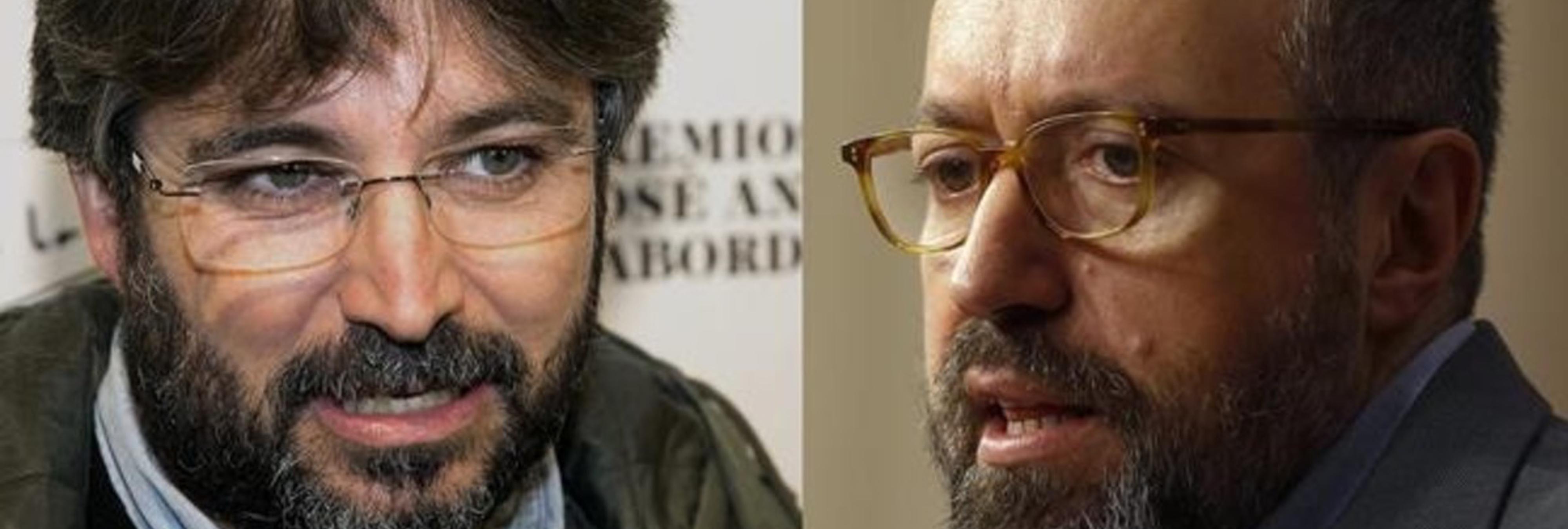 """El portavoz de Ciudadanos a Évole: """"Te veo más de quedar con Otegi"""""""