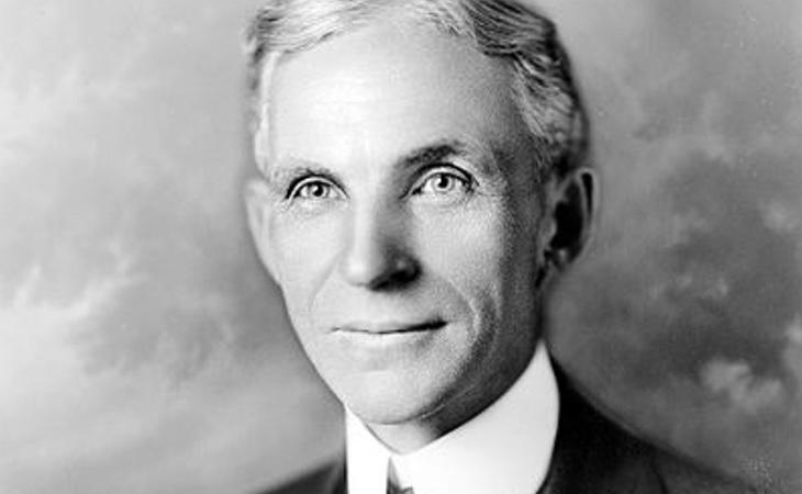 Ford fue un empresario de éxito, pero también un conocido antisemita