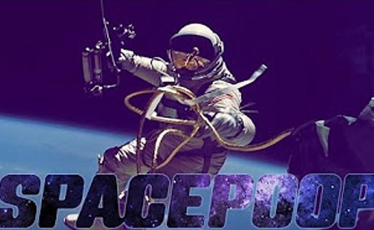 ¿Te atreves a participar en el 'Space Poop Challenge'?
