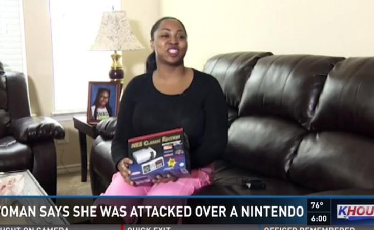 Esta mujer fue amenazada por llevarse la última NES Classic Mini