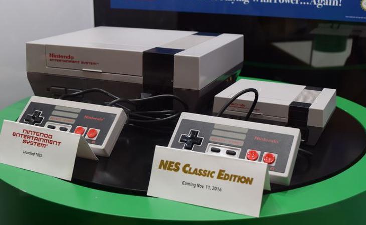 La NES Classic Mini es la consola más difícil de encontrar