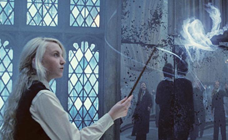 La actriz piensa que hay una tapadera para ocultar el mundo mágico