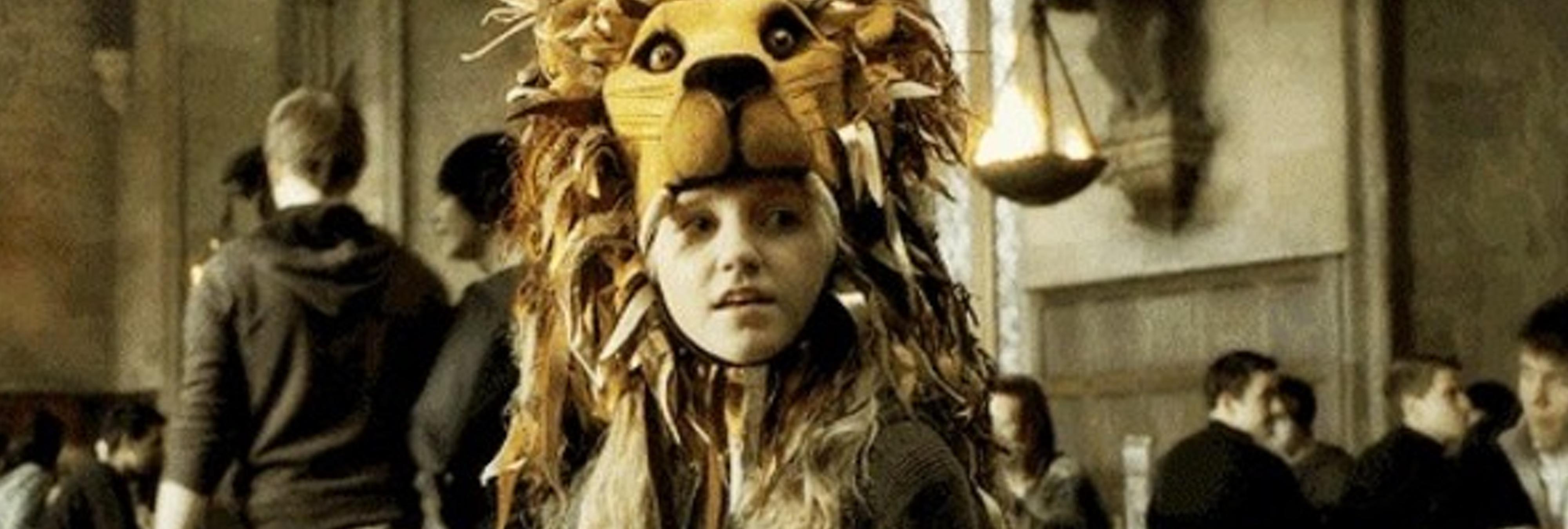 Evanna Lynch, Luna Lovegood en 'Harry Potter', afirma que el mundo mágico existe de verdad