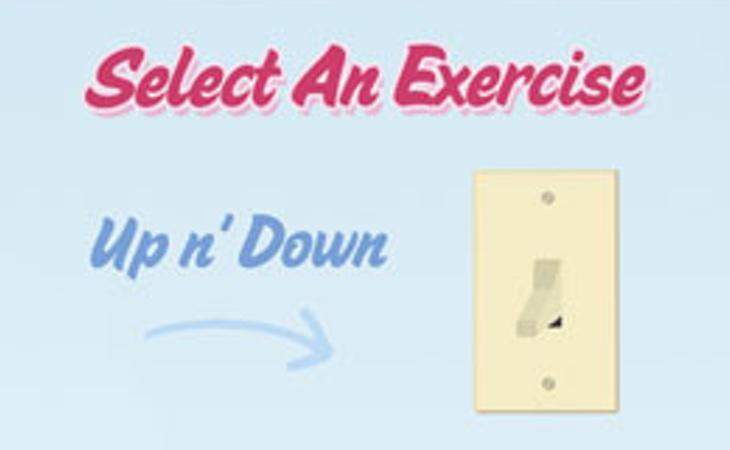 Hay varios ejercicios para practicar