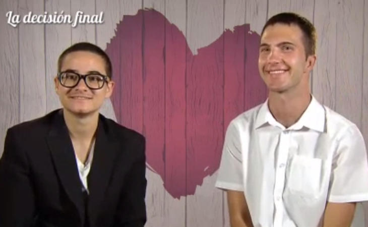 Marcos y Sophie, ejemplo de visibilización en 'First Dates'