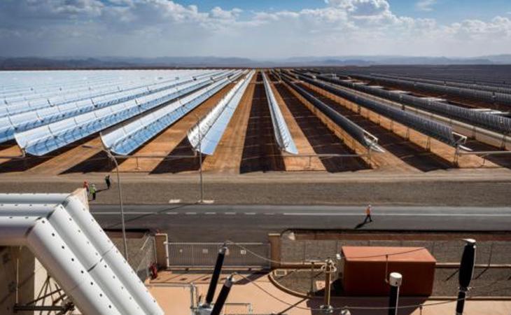 La planta es todo un ejemplo de eficacia en el panorama de las renovables