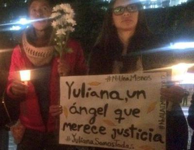 Colombia pide justicia para Yuliana, la niña de 7 años torturada violada y asesinada