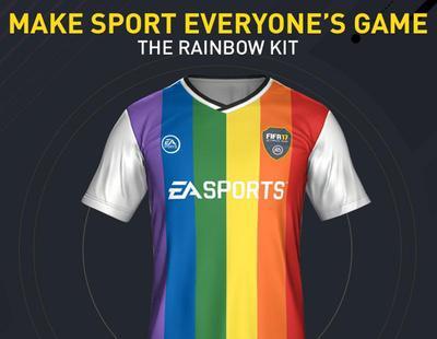 Rusia podría prohibir el videojuego FIFA 17 por 'contenido gay'