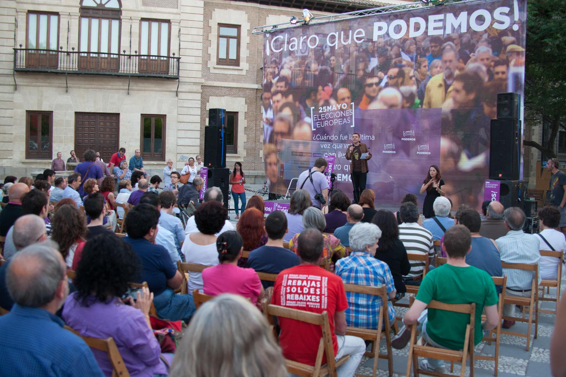 Los Cículos de Podemos, lo más importante que ha logrado la organización