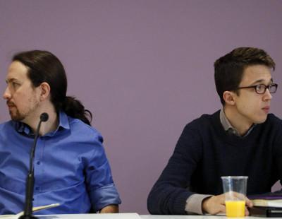 La división de Podemos explicada a alguien que no entiende de política