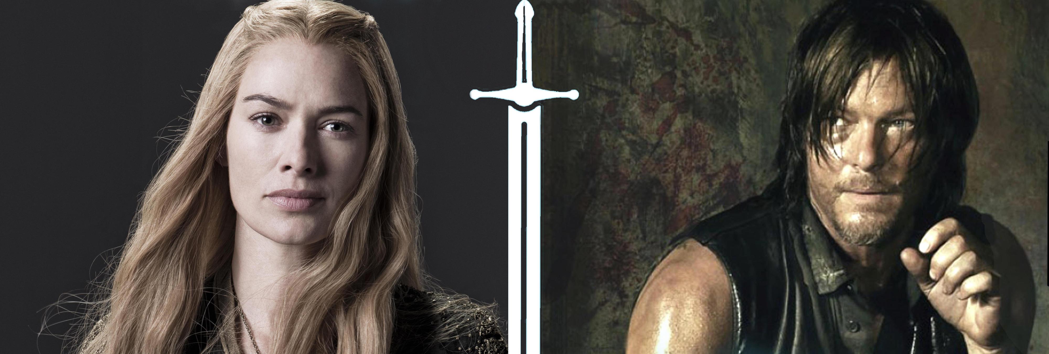 'The Walking Dead' o 'Game of Thrones', ¿qué serie acumula más muertes?