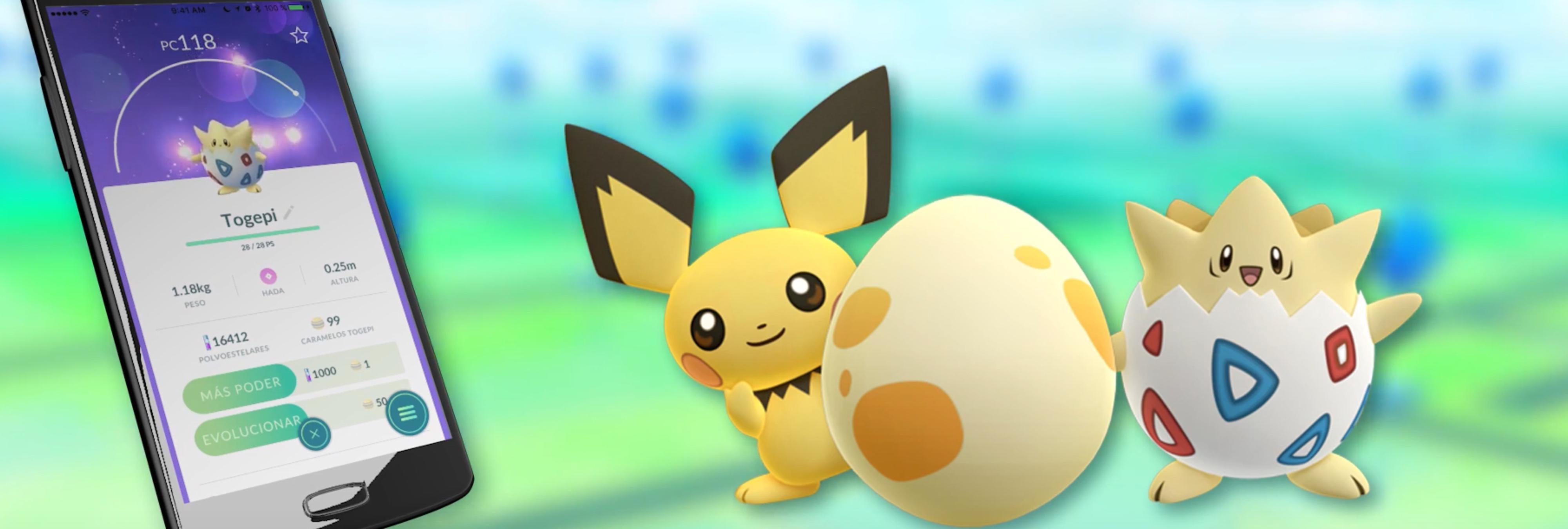 Ya está aquí la segunda generación de Pokémon Go