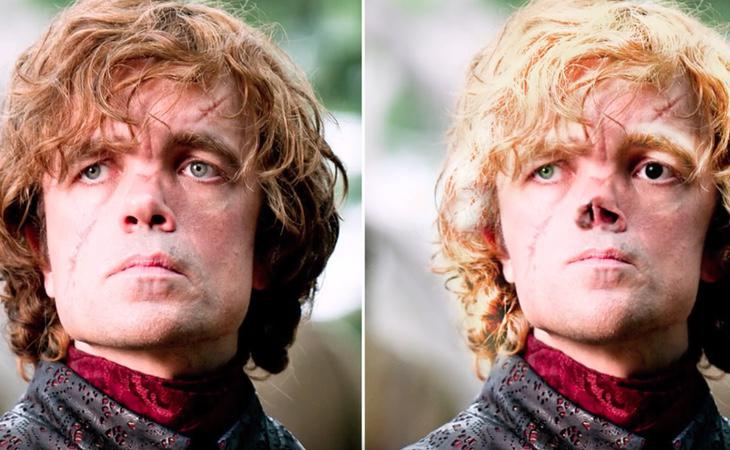 Tyrion Lannister es muy poco atractivo en las novelas