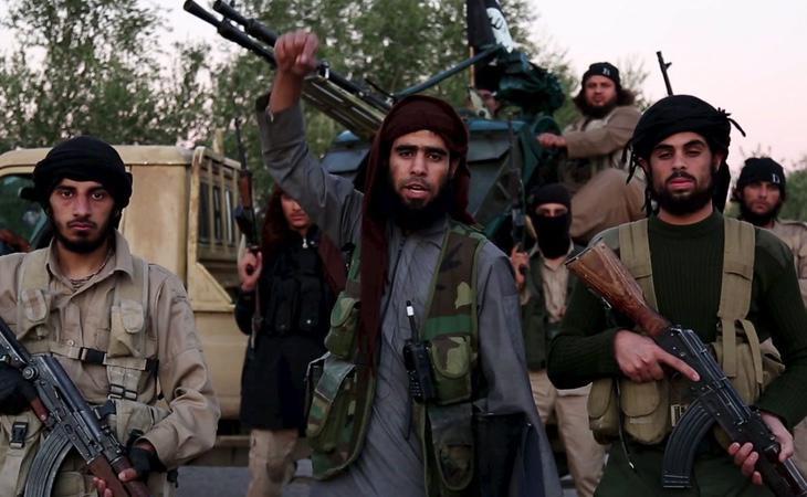 El ISIS castiga la homosexualidad con la muerte