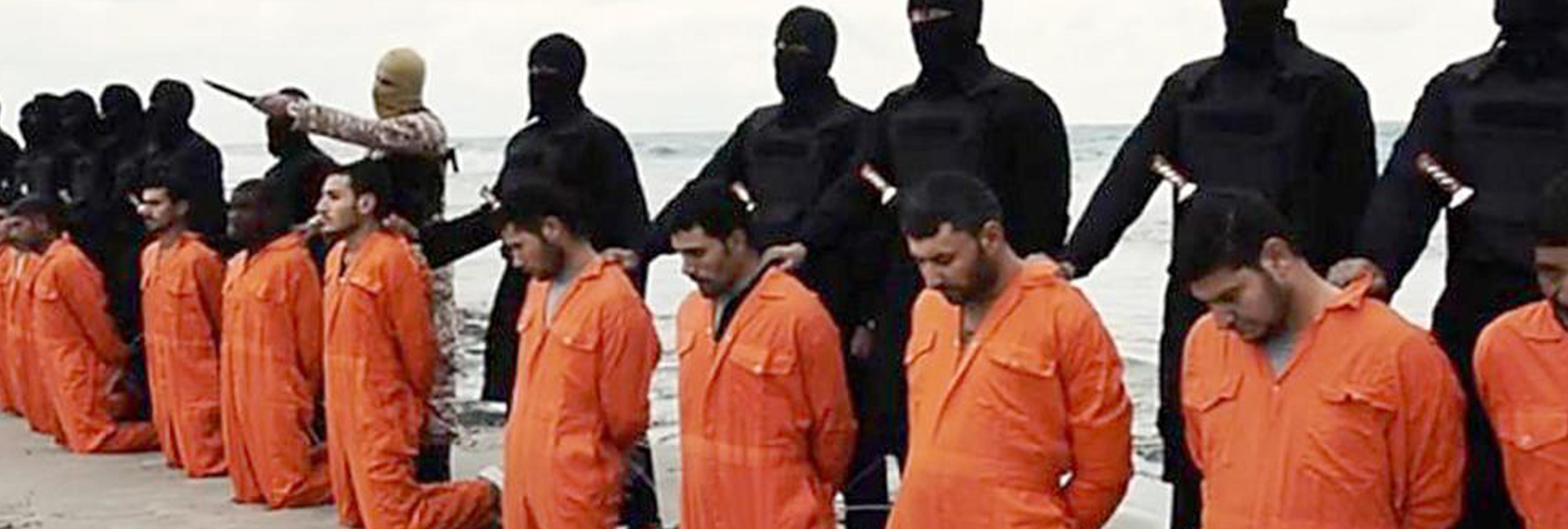 El Estado Islámico está ejecutando a personas por haber sido violadas por sus propios combatientes