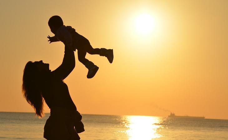 El cerebro favorece la creación de un vínculo madre-hijo