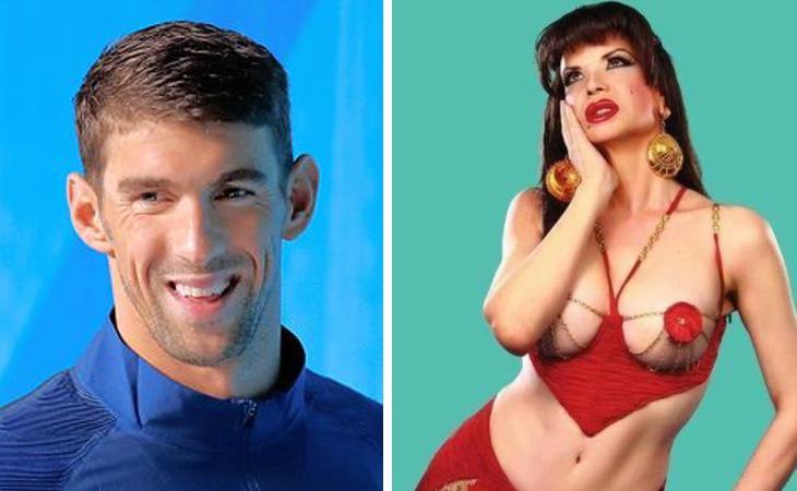Michael Phelps / La Veneno