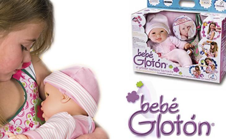 Para que las niñas aprendan a amamantar desde bien pequeñas