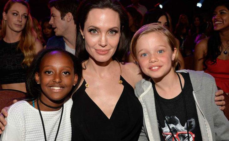 El hijo de Angelina Jolie ha despertado mucha polémica