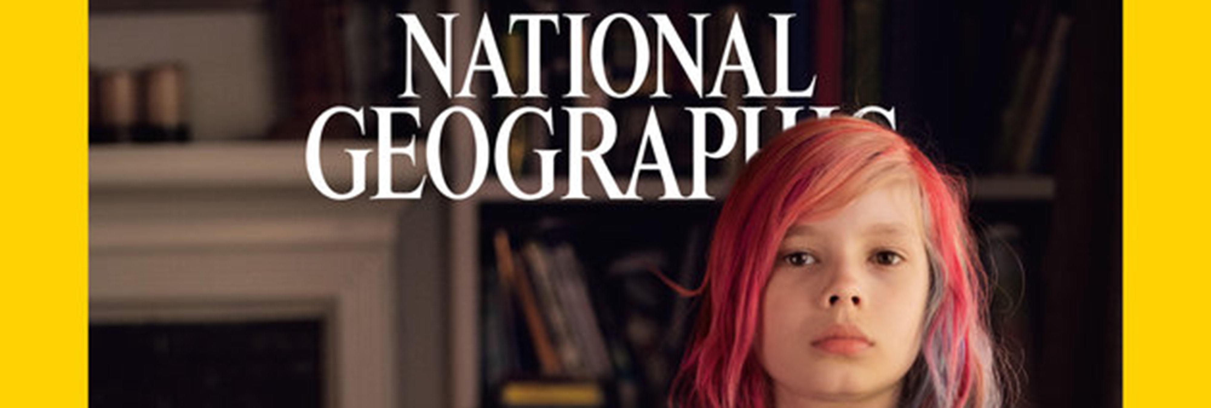 Una niña transexual es portada del National Geographic abriendo el debate de la transexualidad infantil