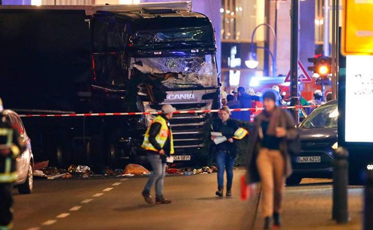 Todo parece indicar a un atentado terrorista