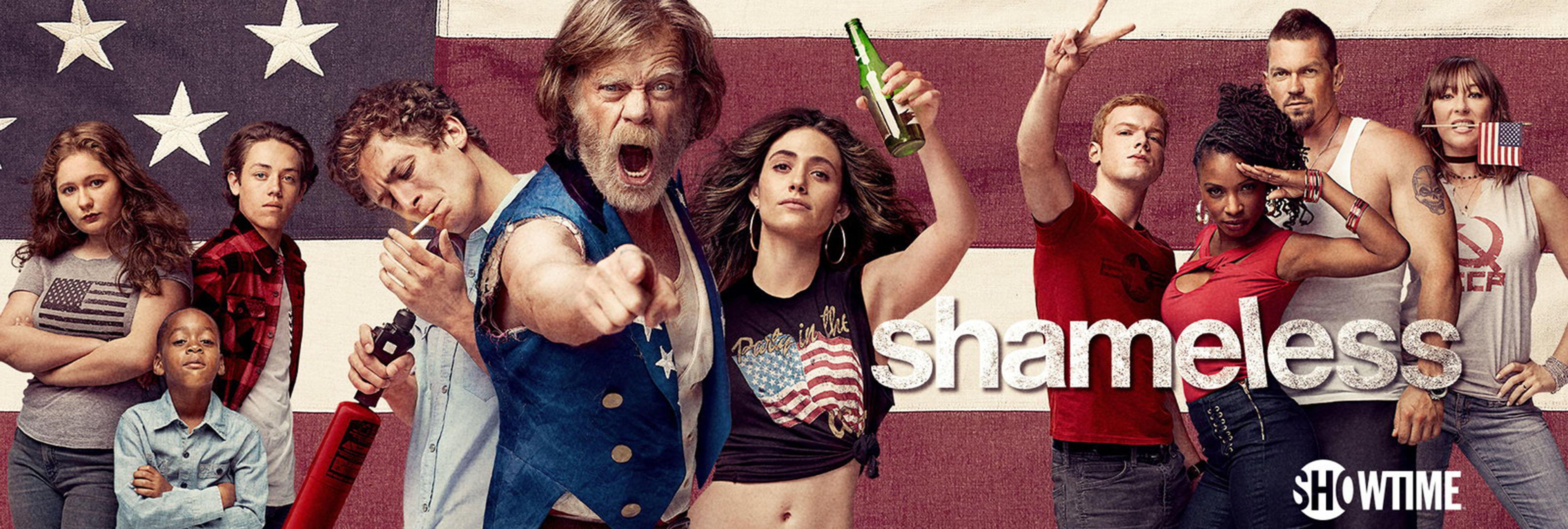 7 motivos por los que debes ver 'Shameless'